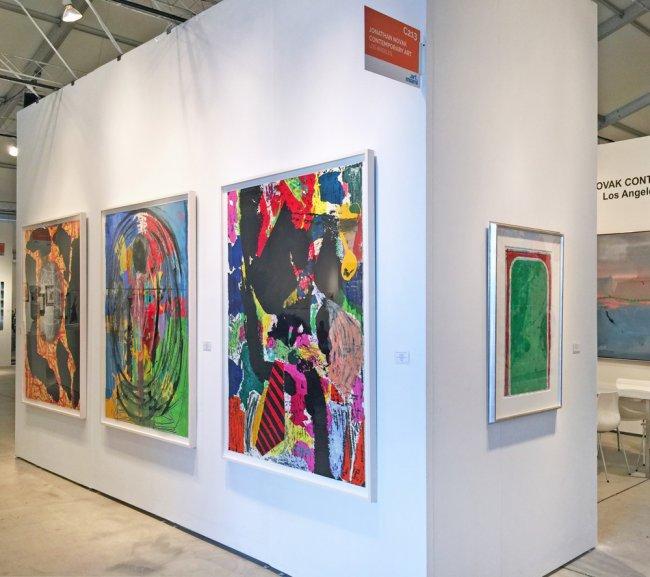 Art Miami 2016 - Jonathan Novak Contemporary Art - 4