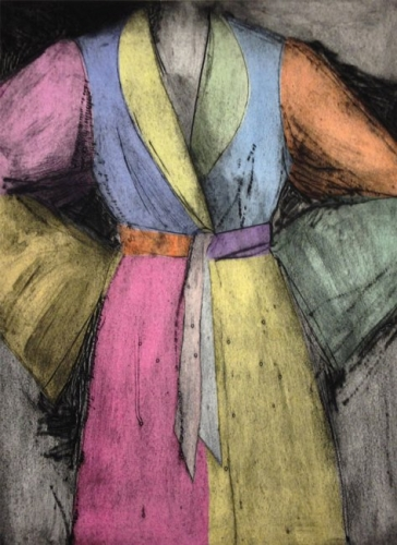 <h3><strong>JIM DINE</h3></strong><div><h3><strong><em>Pale Self</h3></strong></em>