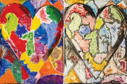 <h3><strong>JIM DINE</h3></strong><div><h3><strong><em> The Grand Carpet</h3></strong></em>
