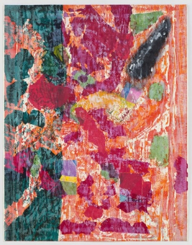 <h3><strong>JIM DINE</h3></strong><div><h3><strong><em> The Packing of a Sea of Glass</h3></strong></em>