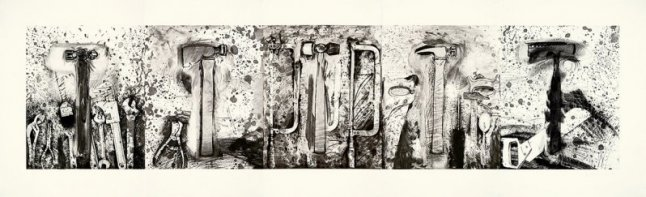Jim Dine - Editioned Works -