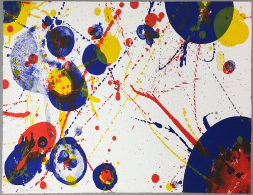 <h3><strong>SAM FRANCIS</h3></strong><div><h3><strong><em>An 8 Set – 7 (SF-71)</h3></strong></em>