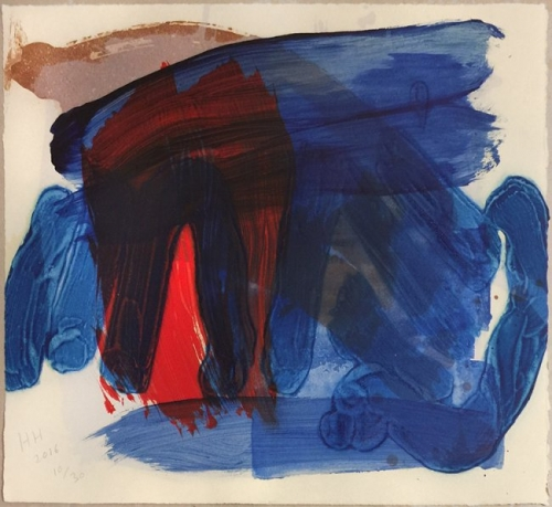 <h3><strong>HOWARD HODGKIN</h3></strong><div><h3><strong><em>Coast</h3></strong></em>