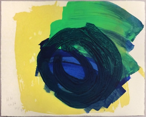 <h3><strong>HOWARD HODGKIN</h3></strong><div><h3><strong><em>Absolutely</h3></strong></em>