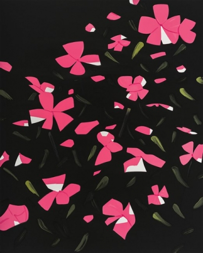 <h3><strong>ALEX KATZ</h3></strong><div><h3><strong><em>White Impatiens</h3></strong></em>