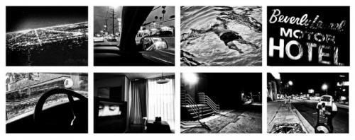 <h3><strong>DAIDO MORIYAMA</h3></strong><div><h3><strong><em>L.A. Noir (Handmade portfolio of 8 pigmented ink prints)</h3></strong></em>