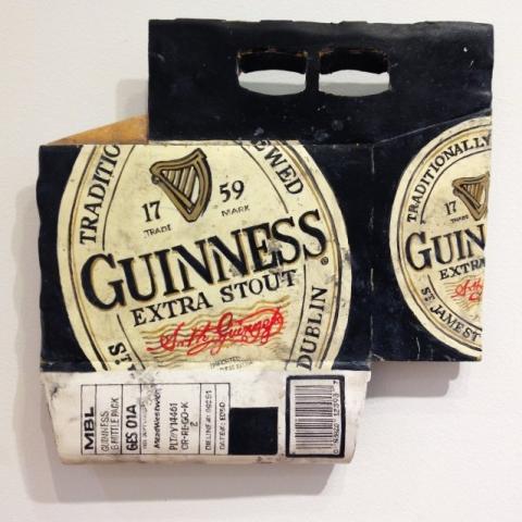 <h3><strong>TOM PFANNERSTILL</h3></strong><div><h3><strong><em>Guinness</h3></strong></em>