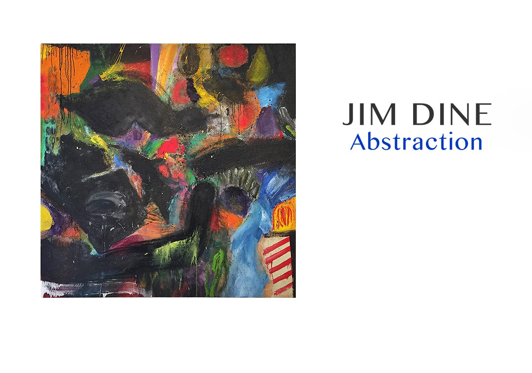 Jim-Dine-Abstraction-Current-Exhibition-Jonathan-Novak-Contemporary-Art