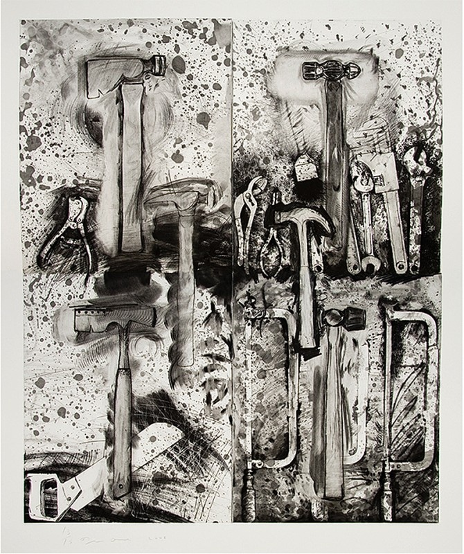 jim dine tools