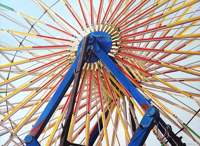 David Parrish - Ferris Wheel