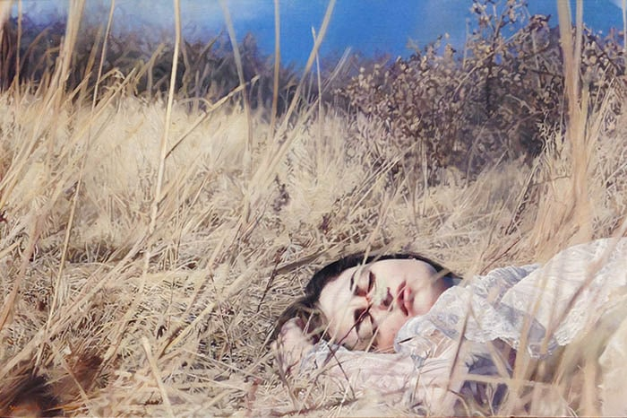Yigal Ozeri - Garden of the Gods