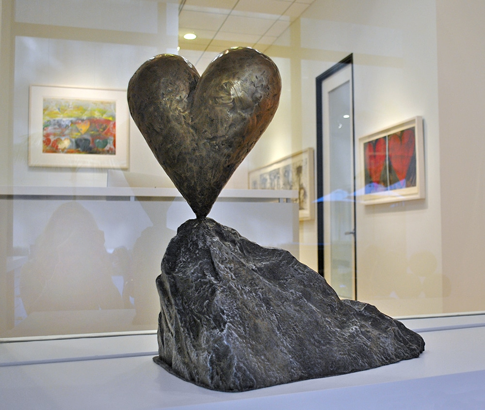 Jim Dine A Retrospective - Art Exhibition at Jonathan ...
