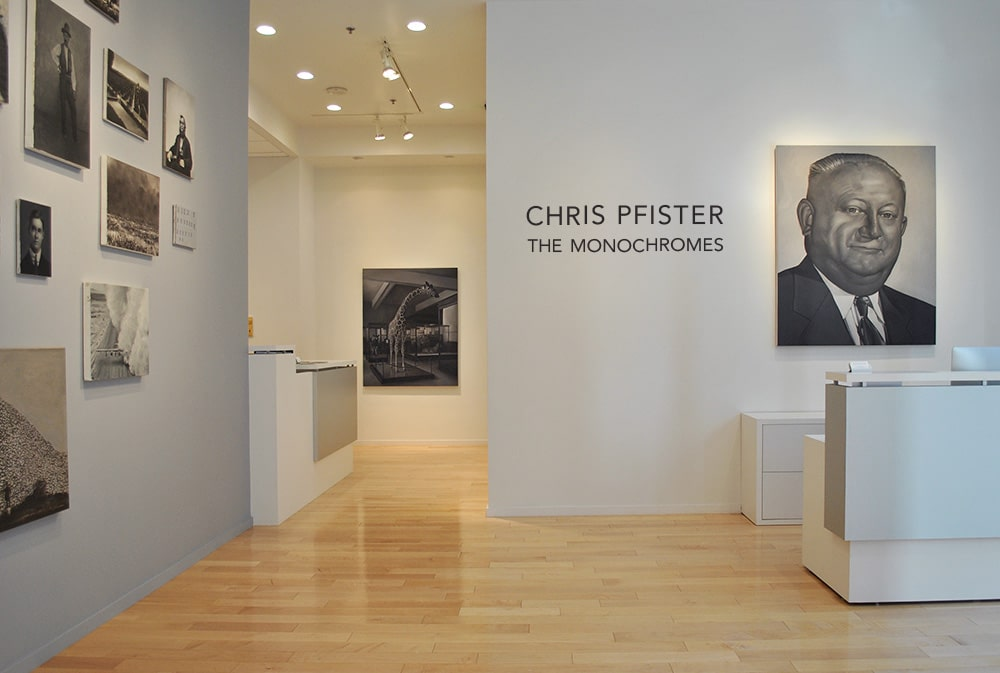 Chris Pfister Signage Wall Sm