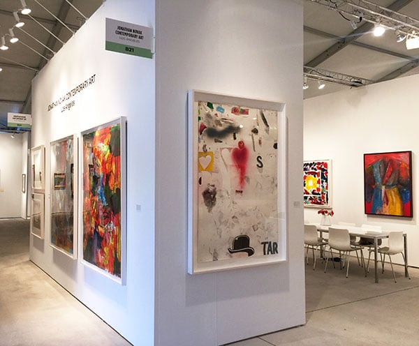 Art Miami 2015 - Jonathan Novak Contemporary Art -Jim Dine prints