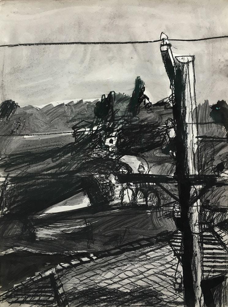 Richard Diebenkorn - Landscape