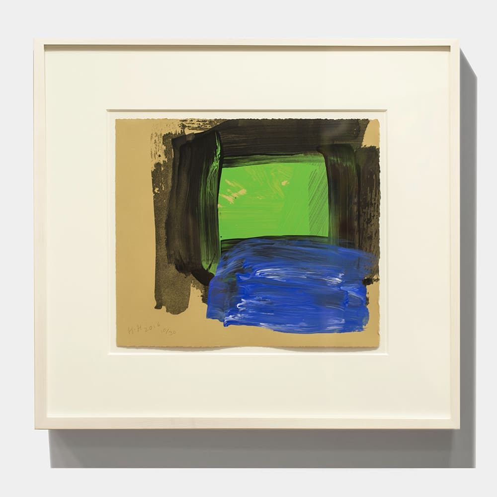 Howard Hodgkin Springtime
