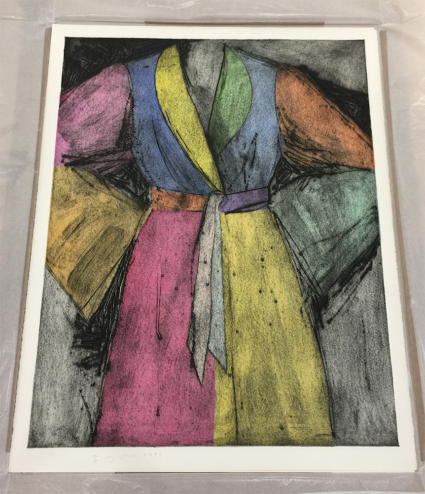 Jim Dine - Pale Self