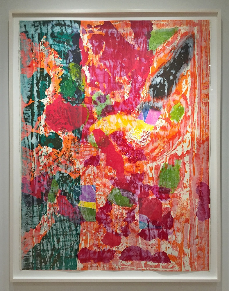 Jim Dine - The Packing of a Sea of Glass