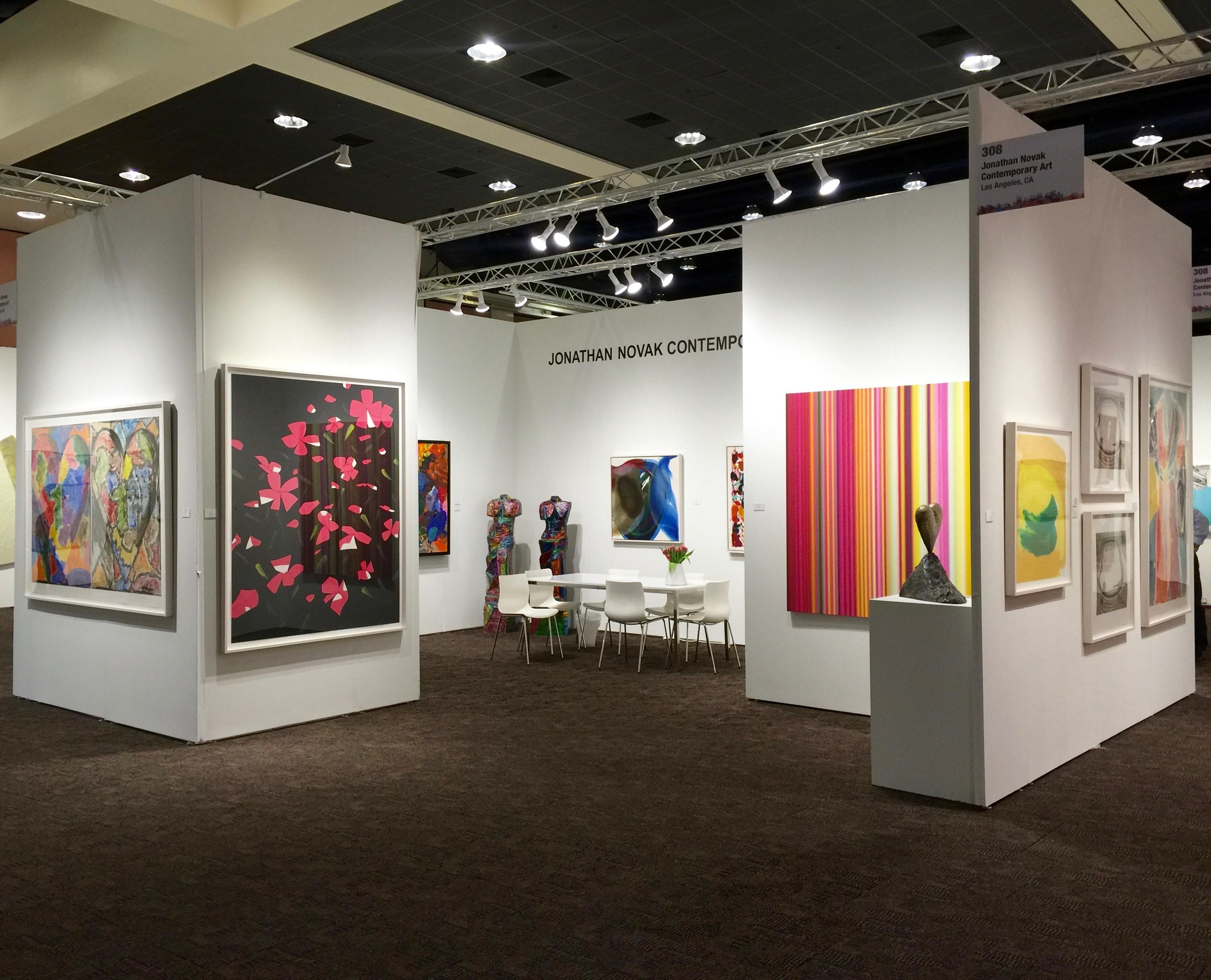 Palm springs fine art fair jonathan novak contemporary art for Palm springs craft fair