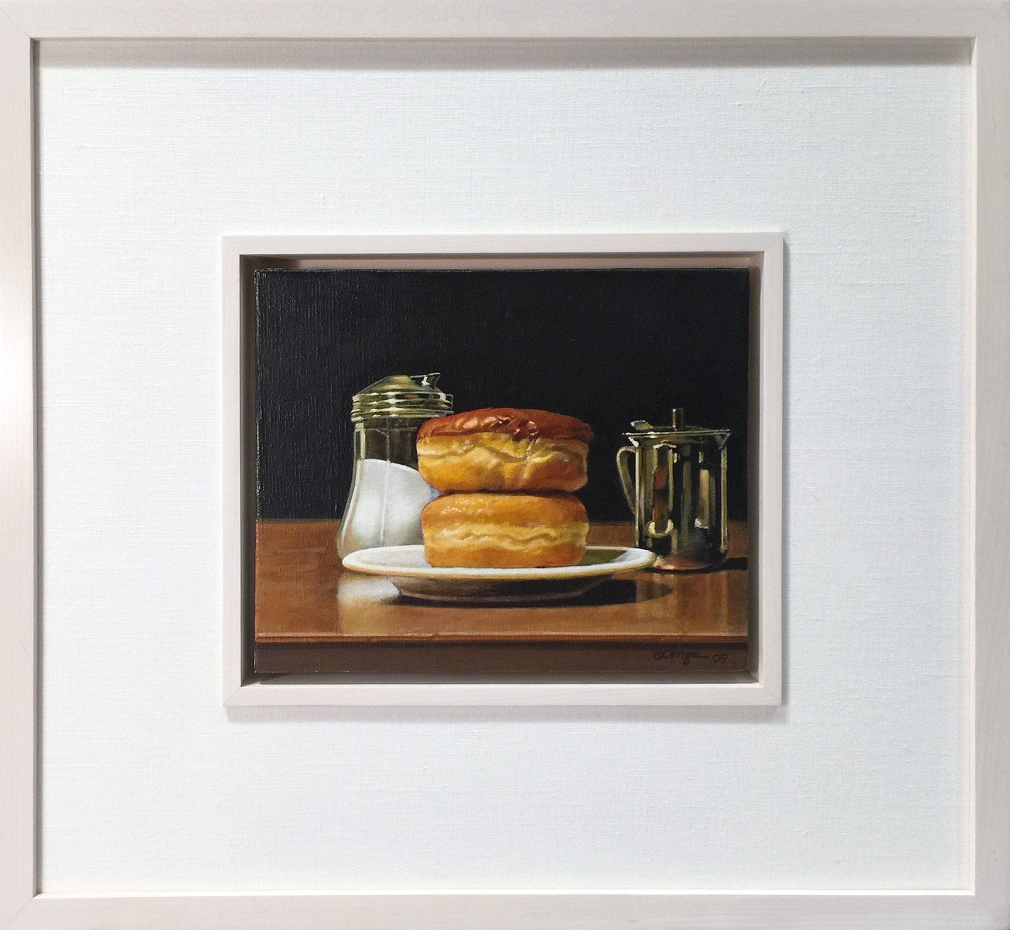 Ralph Goings - Chocolate on Top (Framed)