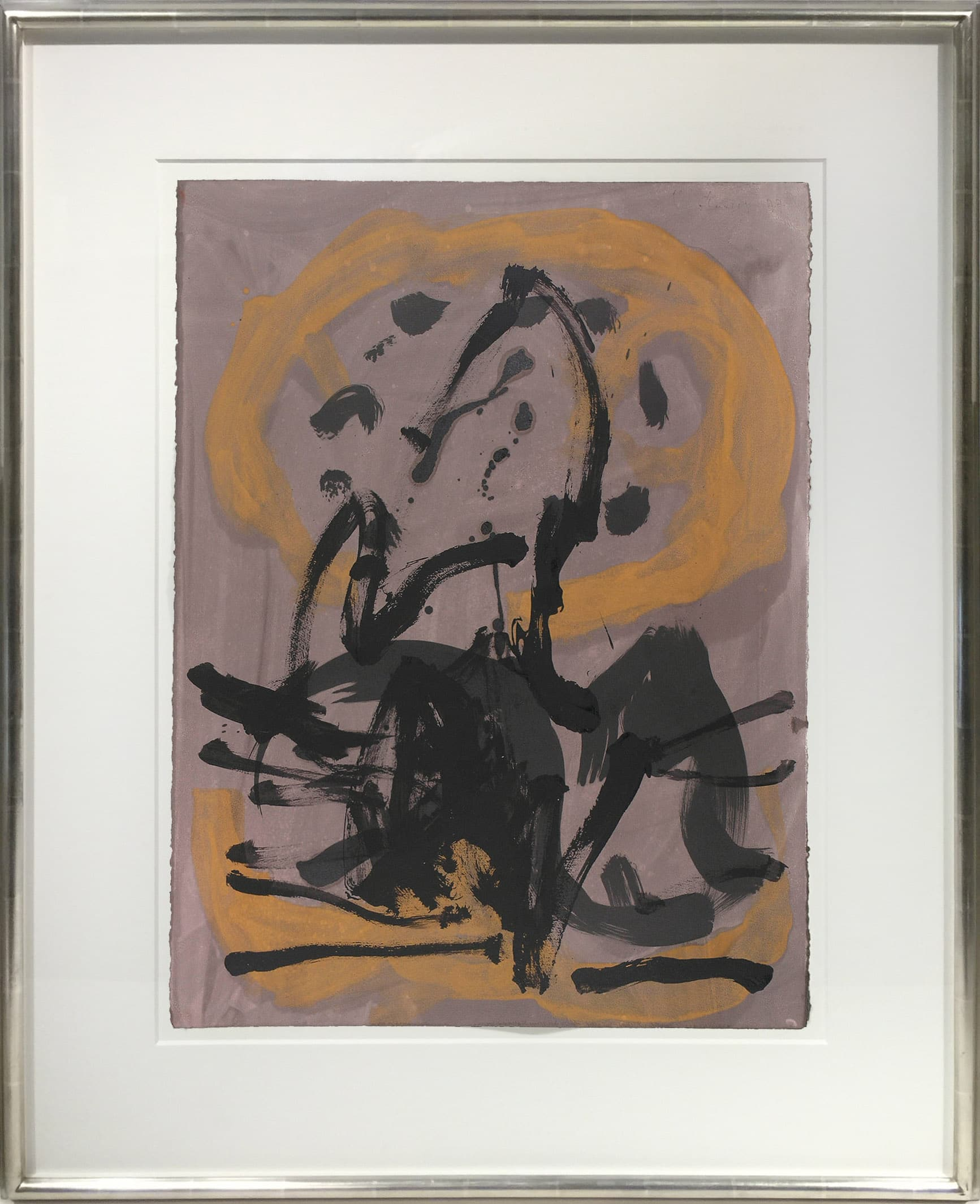 Robert Motherwell Framed