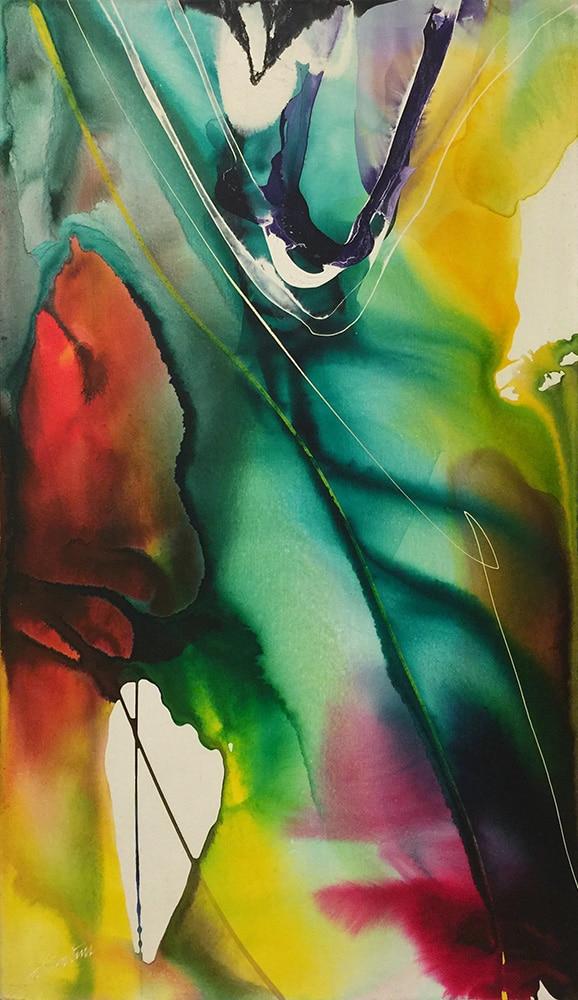 paul jenkins painting