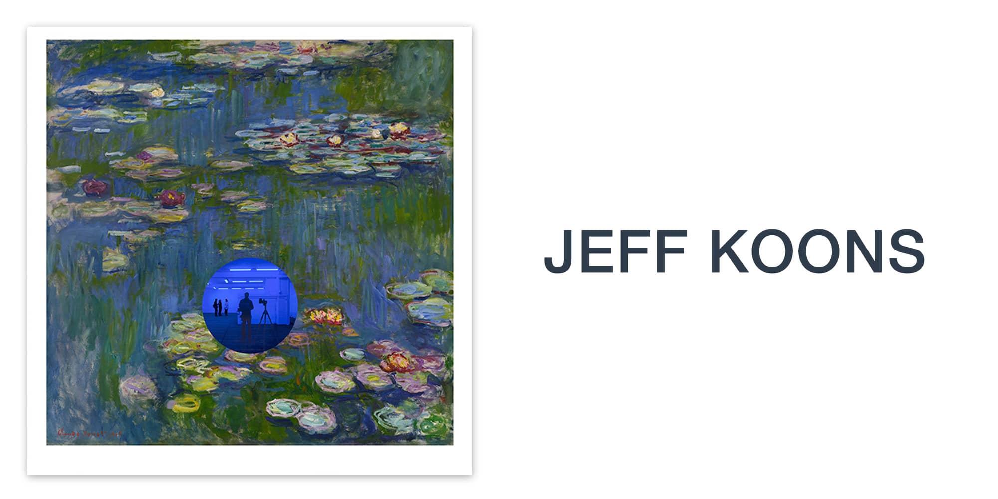 Jeff Koons Print for Art Miami Slide Show