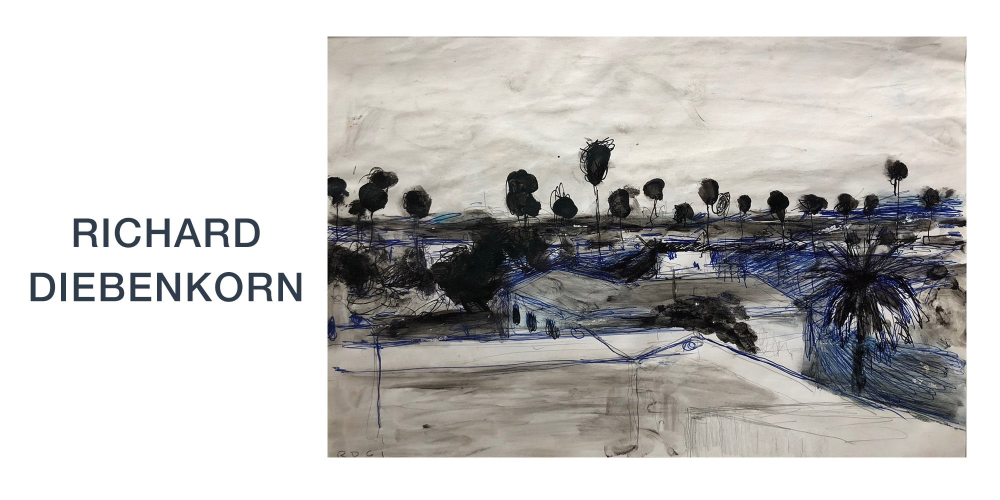 Art Miami 2018 Slideshow Diebenkorn