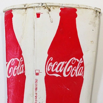 Tom Pfannerstill Coca Cola Cup Sculpture Thumbnail