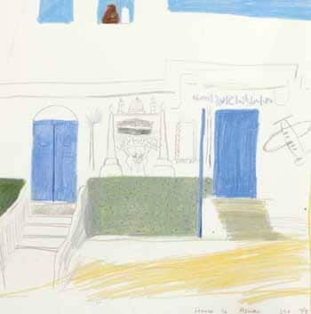 david hockney los angeles