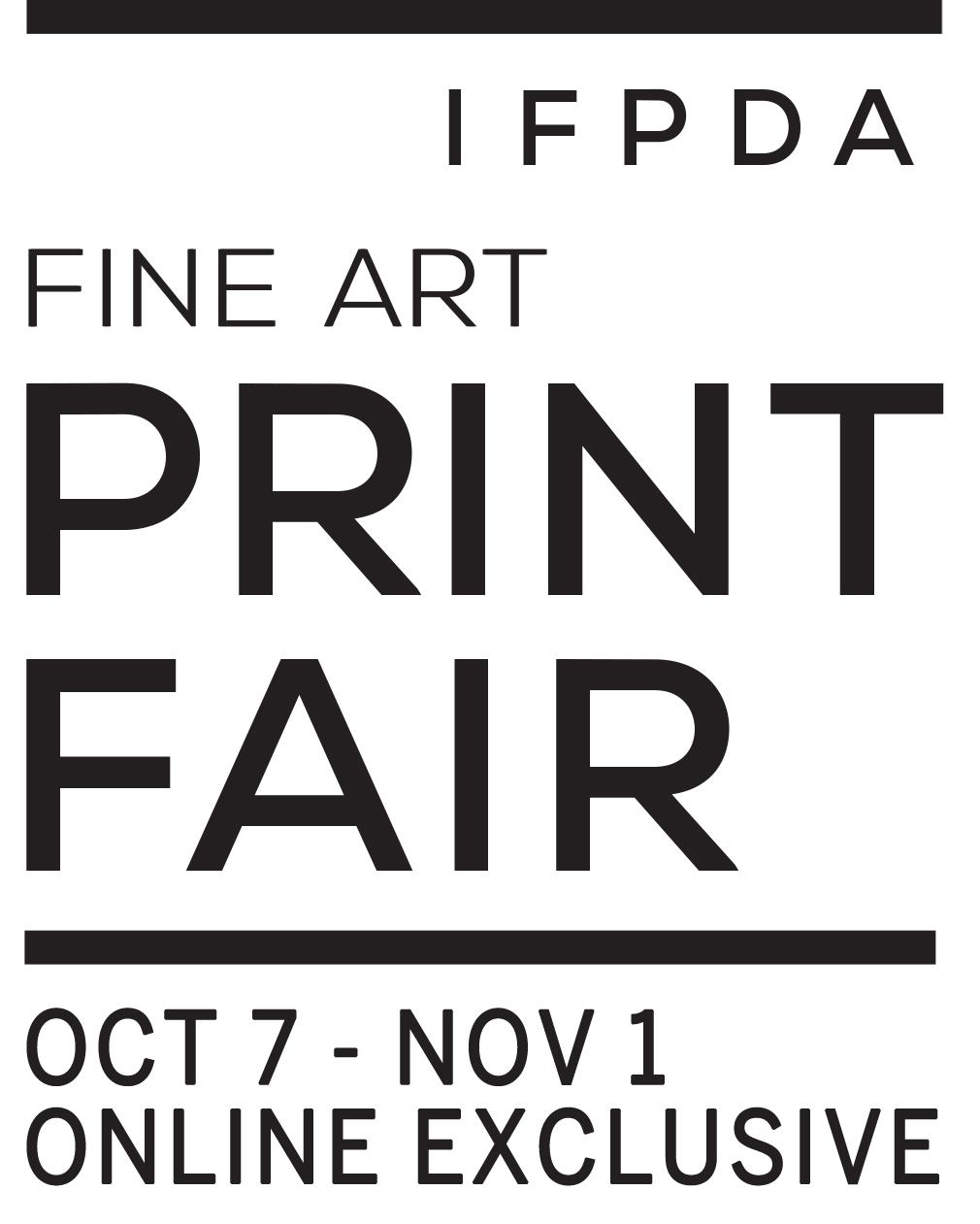 IFPDA Fine Art Print Fair Banner
