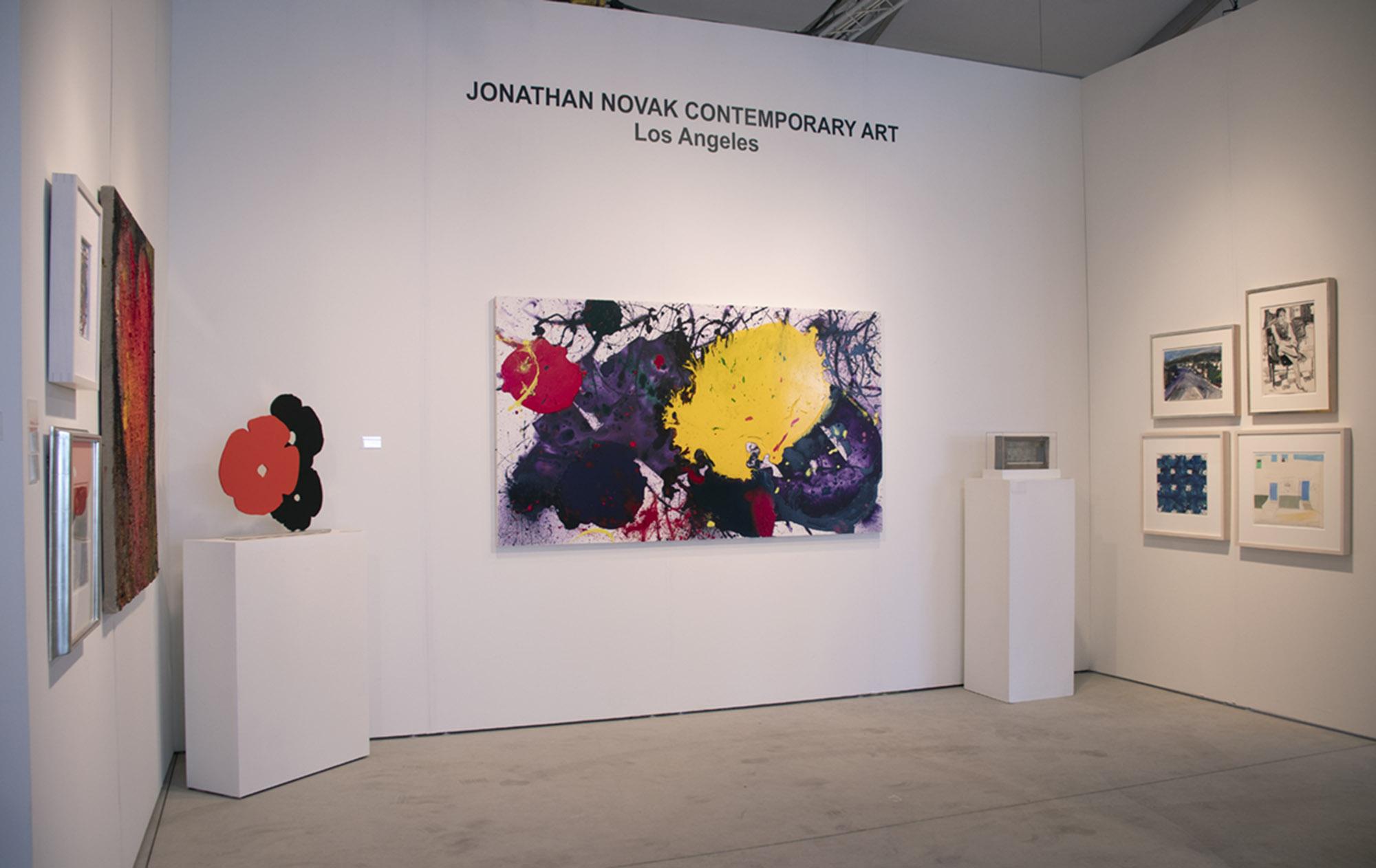 Art Miami 2018 booth photo